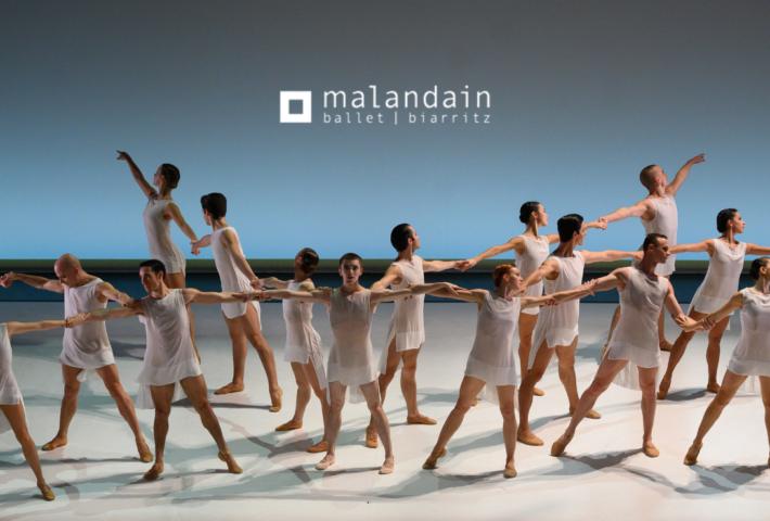 Le Malandain Ballet Biarritz à la Gare du Midi